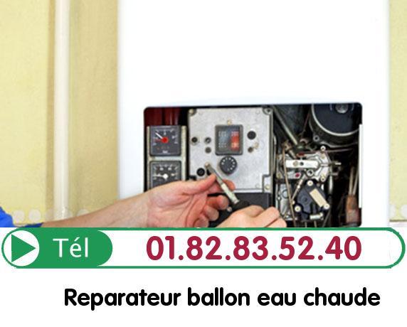 Depannage Ballon eau Chaude PUITS LA VALLEE 60480