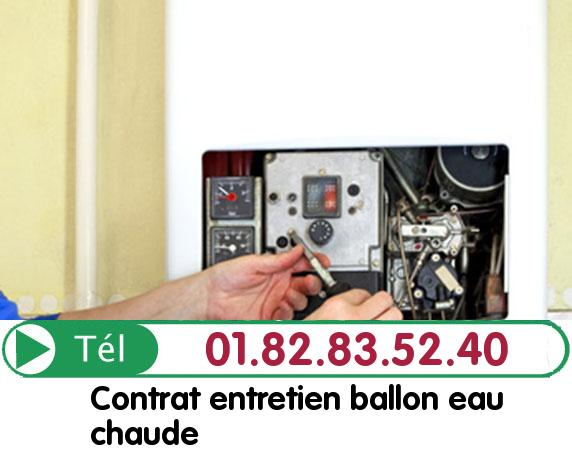 Depannage Ballon eau Chaude Villemarechal 77710