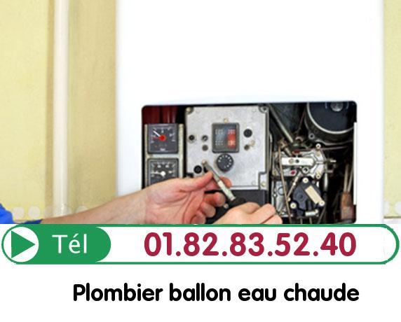 Fuite Ballon eau Chaude Livry gargan 93190
