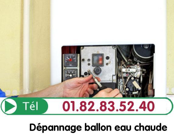 Fuite Ballon eau Chaude Maudetour en Vexin 95420