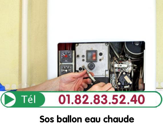Fuite Ballon eau Chaude Nesles la Vallee 95690
