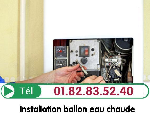 Fuite Ballon eau Chaude Paris 6