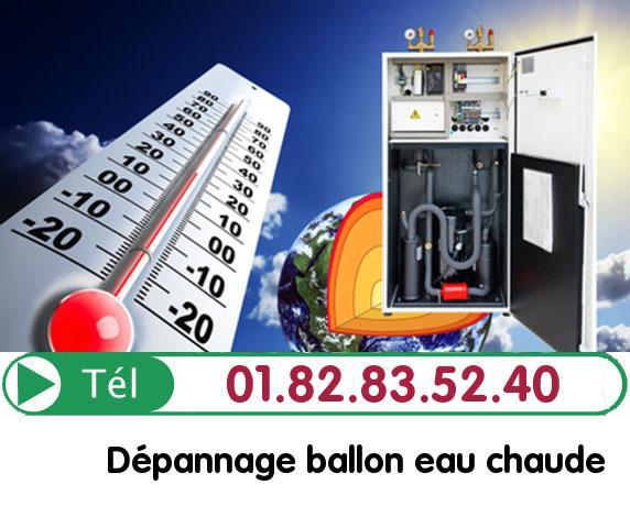 Fuite Ballon eau Chaude Poigny la Foret 78125