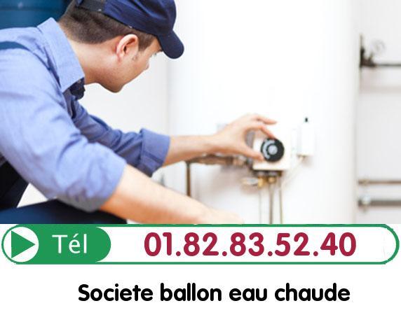 Fuite Ballon eau Chaude VAUCHELLES 60400